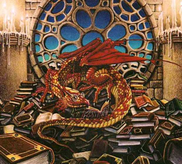 TOP 100 Books Collected by a Dragon