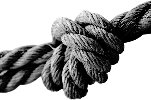 Gordian Knot (retold)